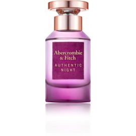 Abercrombie & Fitch Authentic Night Woman EDP smaržas sievietēm