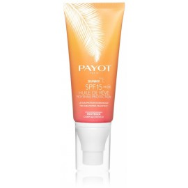 Payot Sunny The Sublimating Tan Effect SPF 15 iedeguma stimulējoša sausa eļļa