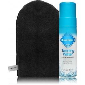 Fake Bake Tanning Water With Glove pašiedeguma ūdens un cimds