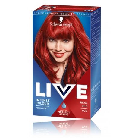 Schwarzkopf Live Intense Colour Permanent plaukų dažai