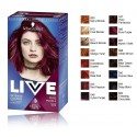 Schwarzkopf Live Intense Colour Permanent matu krāsa