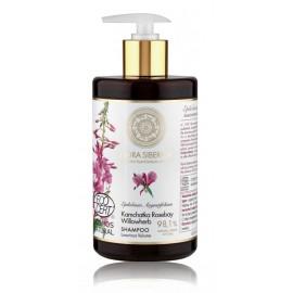 Natura Siberica Flora Siberica Luxurious Volume Shampoo apjomu piešķirošs šampūns matiem
