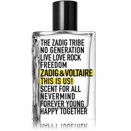 Zadig & Voltaire This is Us! smaržas vīriešiem un sievietēm