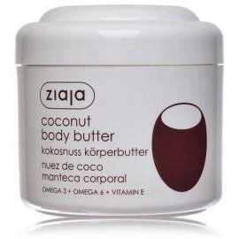 Ziaja Coconut Body Butter kūno sviestas
