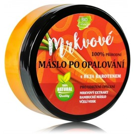 Vivaco 100% natūralus kūno sviestas su morkų ekstraktu