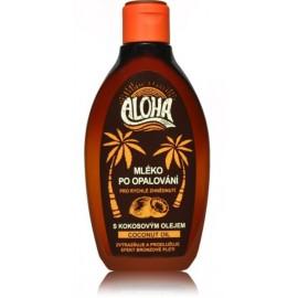 Vivaco Aloha kūno losjonas su kokosų aliejumi po deginimosi