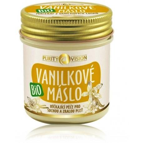 Purity Vision Bio Vanilla Butter vanilės sviestas