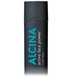 Alcina Active Face Power For Men atkuriamasis veido kremas vyrams