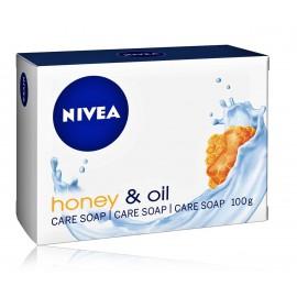 Nivea Honey & Oil Care Soap ziepes