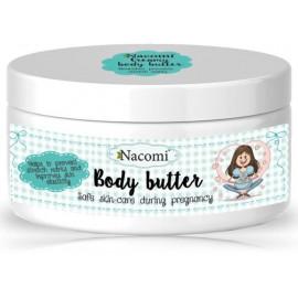 Nacomi Body Butter масло для тела для беременных