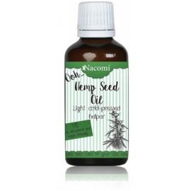 Nacomi Hemp Seed Oil kanapių aliejus