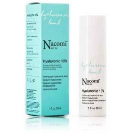 Nacomi Next Level Hyaluronic 10% drėkinantis veido serumas
