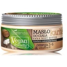 Bielenda Vegan Friendly Shea Body Butter масло для тела