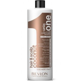 Revlon Uniq One daudzfunkcionāls šampūns (kokosriekstu aromāts)