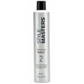 Revlon Professional Style Masters Modular 2 vidējas fiksācijas matu laka 500 ml.