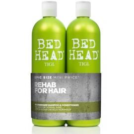 Tigi Bed Head Re-Energize komplekts (750 ml. šampūns + 750 ml. kondicionieris)