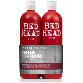 Tigi Bed Head Resurrection komplekts (750 ml. šampūns + 750 ml. kondicionieris)