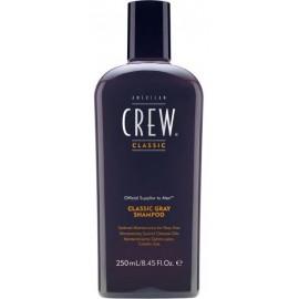 American Crew Classic Gray Shampoo šampūns pelēkiem/ sirmiem matiem 250 ml.