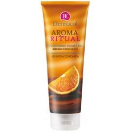 Dermacol Aroma Ritual Shower Gel Belgian Chocolate dušas želeja 250 ml.