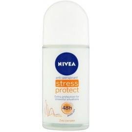 Nivea Stress Protect rutulinis antiperspirantas 50 ml.