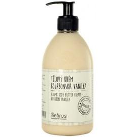 Sefiros Aroma Bourbon Vanilla ķermeņa sviests/krēms 500 ml.