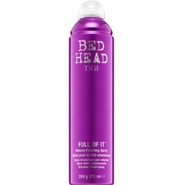 Tigi Bed Head Full Of It apimties suteikiantis plaukų lakas 284 g.