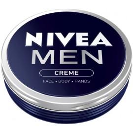 Nivea Men Creme mitrinošs krēms vīriešiem 150 ml.