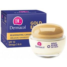 Dermacol Gold Elixir Rejuvenating atjaunojošs dienas krēms 50 ml.