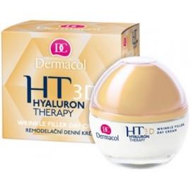 Dermacol Hyaluron Therapy 3D dieninis kremas siu hialurono rūgštimi 50 ml.