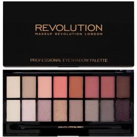 Makeup Revolution Salvation Palette New-trals vs Neutrals ēnu palete 16 g.