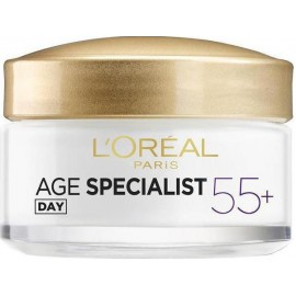 Loreal Age Specialist 55+ dienas krēms pretgrumbu 50 ml.