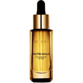 Loreal Nutri Gold Extraordinary Oil barojoša eļļa 30 ml.