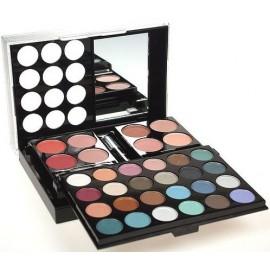 Makeup Trading Schmink Set 40 Colors kosmētikas komplekts 38 g.
