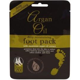 Xpel Argan Oil Deep Moisturising Foot Pack маска-чулки с аргановым маска