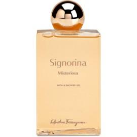 Salvatore Ferragamo Signorina Misteriosa dušo želė 200 ml.
