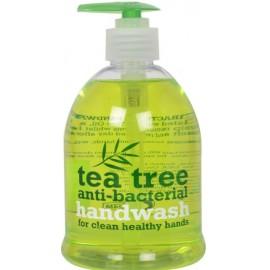 Xpel Tea Tree Anti-Bacterial antibakteriāls roku tīrīšanas līdzeklis ar tējas koka eļļu 500 ml.