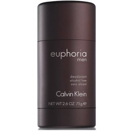 Calvin Klein Euphoria Men zīmuļveida dezodorants vīriešiem 75 g.