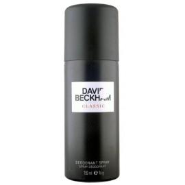 David Beckham Classic izsmidzināms dezodorants vīriešiem 150 ml.