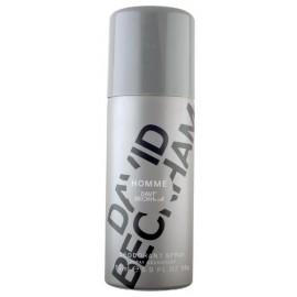 David Beckham Homme izsmidzināms dezodorants vīriešiem 150 ml.