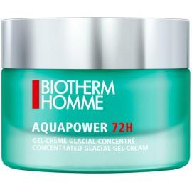 Biotherm Homme Aquapower 72h Gel-Cream mitrinošs krēms-želeja vīriešiem 50 ml.