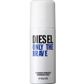 Diesel Only The Brave izsmidzināms dezodorants vīriešiem 100 ml.