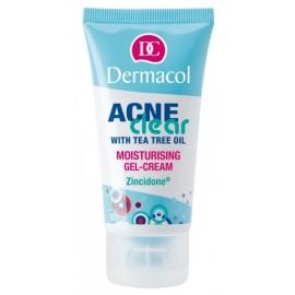 Dermacol AcneClear drėkinamasis kremas-gelis 50 ml.
