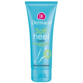 Dermacol Soft Heel Balm бальзам для пяток 100 мл.