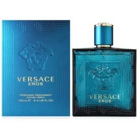 Versace Eros izsmidzināms dezodorants vīriešiem 100 ml.