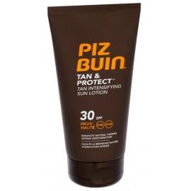 Piz Buin Tan&Protect Tan Intensifying Sun Lotion SPF30 aizsargājošs losjons pret sauli sekmējošs iedegumu 150 ml.