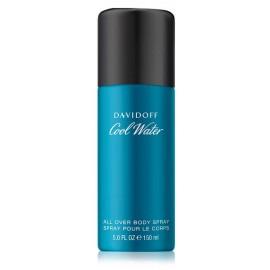 Davidoff Cool Water izsmidzināms dezodorants vīriešiem 150 ml.