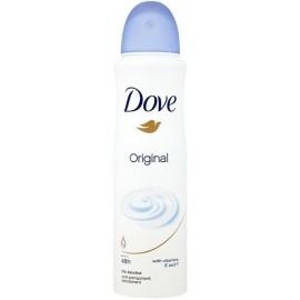 Dove Original Anti-Perspirant 48h purškiamas antiperspirantas 150 ml.