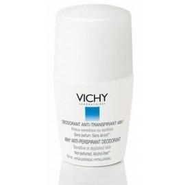 Vichy Antiperspirant Sensitive Roll-on 48h antiperspirantas 50 ml.
