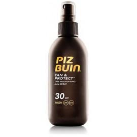 Piz Buin Tan Intensifier Sun Spray SPF30 aizsargājošs aerosols sekmējošs iedegumu 150 ml.