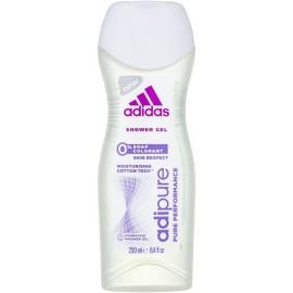 Adidas Adipure dušo gelis moterims 250 ml.